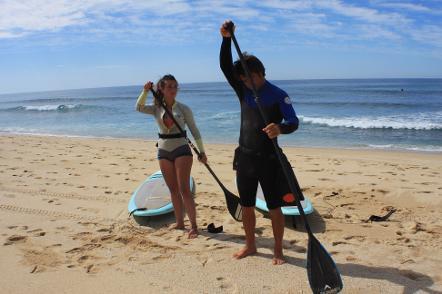 SUP Pescadero Pablo Bonilla Surf School