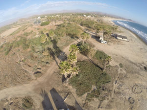 Surf Adventure camp San Pedrito Baja California