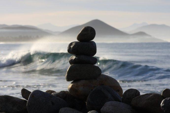 San Pedrito morning wave