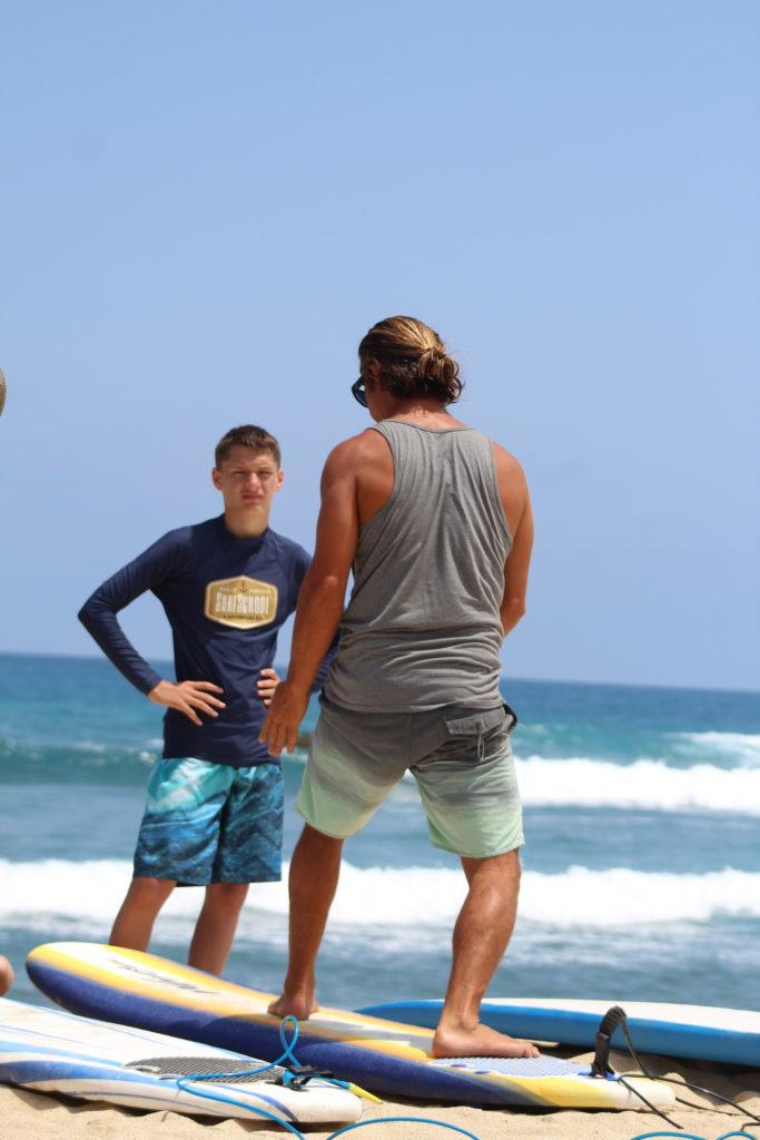 Pablo Bonilla Surf School Surf Camps